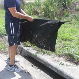 stormwater inlet protection