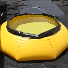 open top water tank