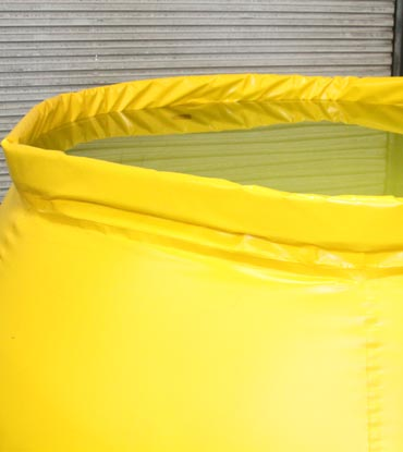 emergency water storage tanks