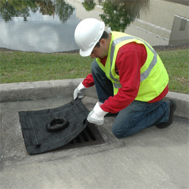 stormwater drain protection