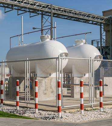 steel tanks for utilities